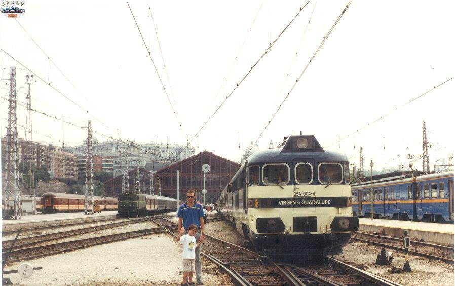 Abuaf ferrocarril del norte - Paseo imperial madrid ...
