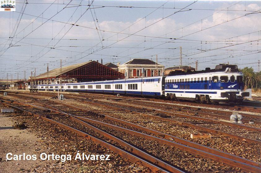 estacion trenes avila: