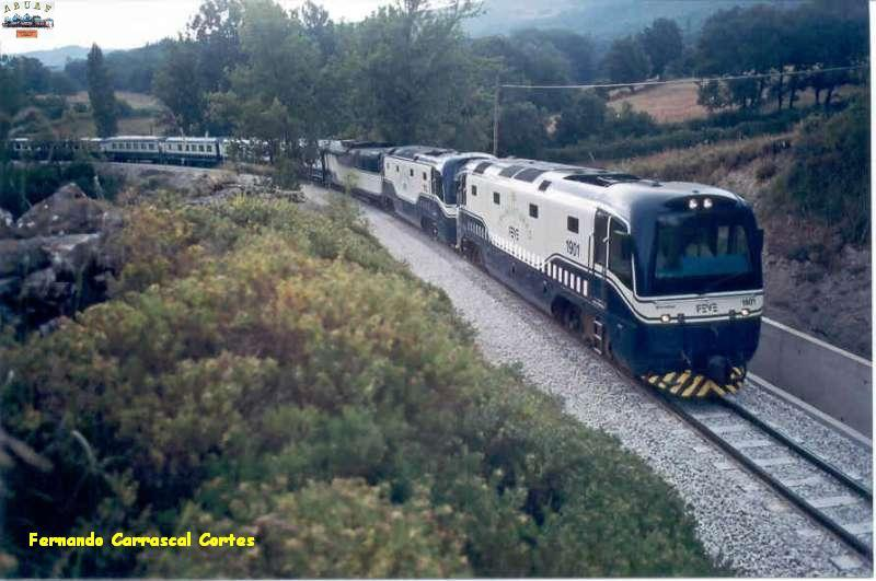 Abuaf ferrocarril de la robla for Horario de trenes feve
