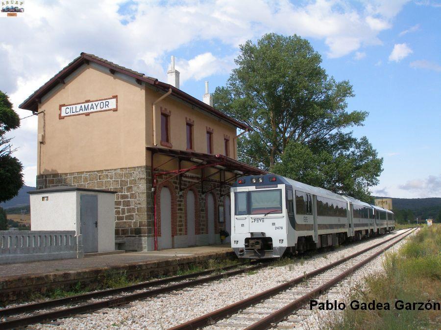 Abuaf Ferrocarril De La Robla